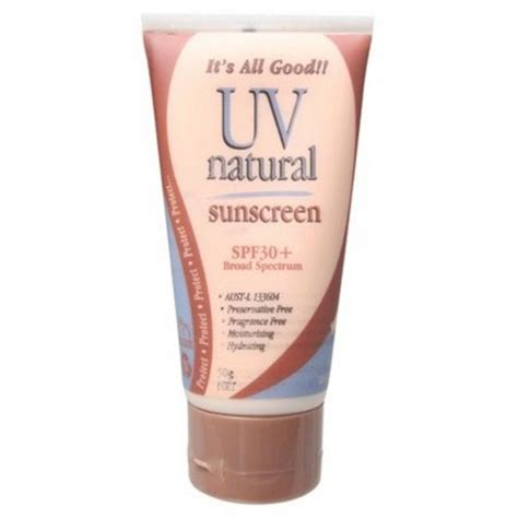 Sunblock Batrisyia Herbal uv sunscreen spf 30 nourished australia