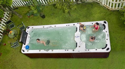 vasca nuoto ecco le minipiscine multi vasca per nuoto o idromassaggio