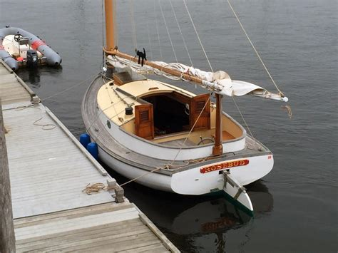 sailboats for sale in ma 1964 custom catboat sailboat for sale in massachusetts