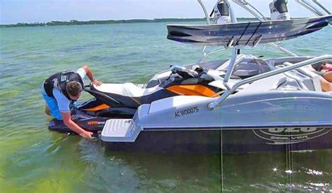 jet ski boat thing sealver jet ski powered wave boat awesome stuff 365