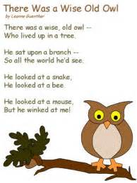 bird themed songs and poems