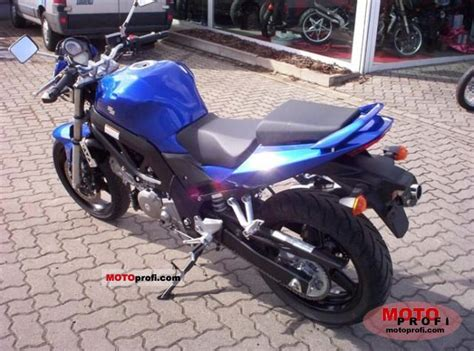 2005 Suzuki Sv650 Suzuki Sv 650 2005 Specs And Photos