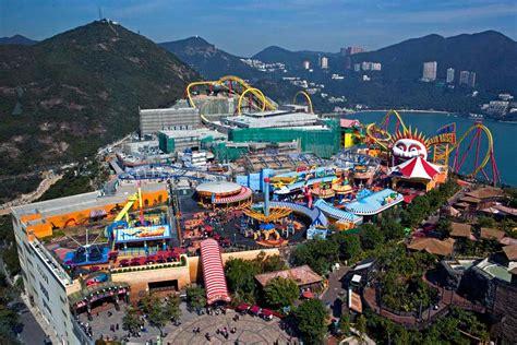 Ocean Park  Hong Kong   VISIT ALL OVER THE WORLD