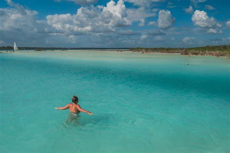Farbe Lagune by Bacalar Und Die Lagune Der Sieben Farben Reiseblog