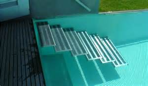 pool treppen swimmingpool treppe aqua blue team ag