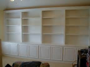Bookshelves Wall Unit Bookcases Fiorenza Custom Woodworking