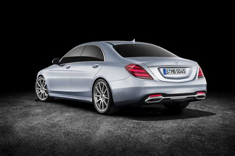 mercedes models 2018 mercedes s class look review motor trend