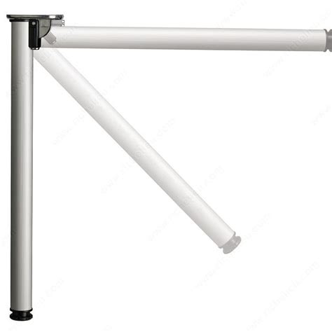 Folding Table Leg Hardware 710 Mm 28 Folding Table Leg Richelieu Hardware