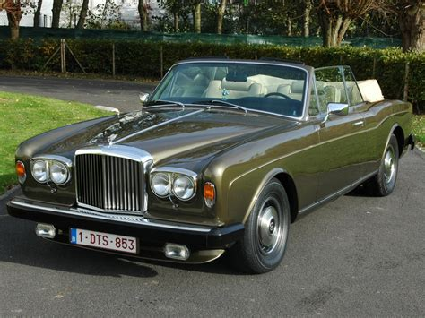 bentley corniche convertible cadycars be