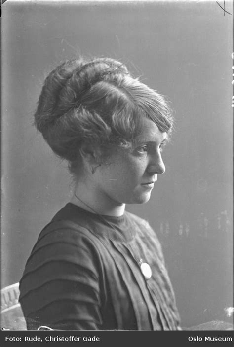 Hairstyle - 1910-1915 | know me, know I LOVE old hair