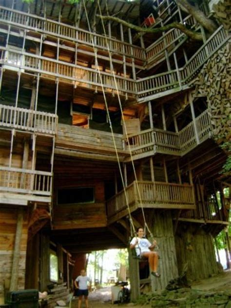 the tallest house in the world the world s tallest treehouse around the worlds house and tree houses