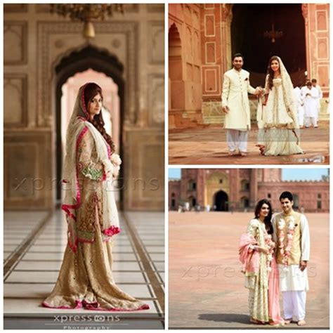 nikah dresses trends   women