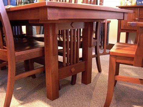 craftsman dining room table 1000 ideas about craftsman dining room on pinterest