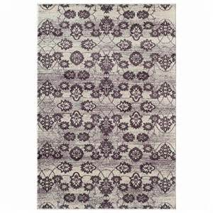 Plum Runner Rug Rugs America Aspen Pastel Plum Runner 2 3 Quot X7 10 Quot Area Rug Join The Pricefalls Family