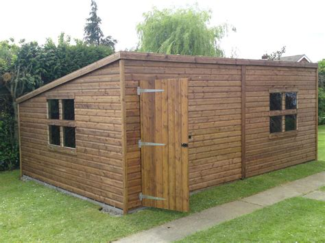 20x12 Shed by 20x12