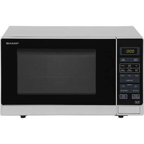 Microwave Sharp Low Wattage sharp microwave r372slm 900 watt microwave free standing