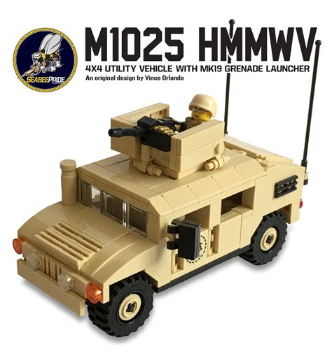 lego army humvee us navy seabees humvee lego 174 kit desert welcome to