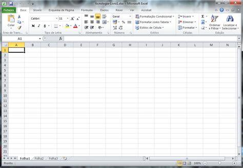 Tutorial Excel 2010 Portugues | livro microsoft excel 2010 da editora centro atl 226 ntico