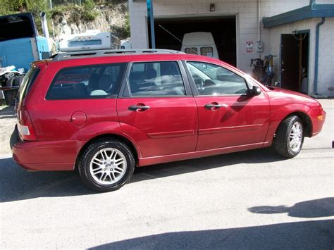 Ford Focus Wagon by Ford Focus Station Wagon Ford Focus Station Wagon In
