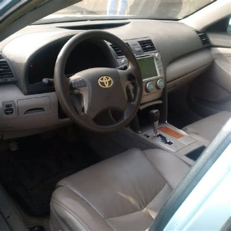 clean nigerian used toyota 2008 camry autos nigeria