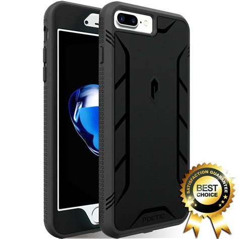 for apple iphone 7 plus 7 poetic rugged shockproof cover protective ebay