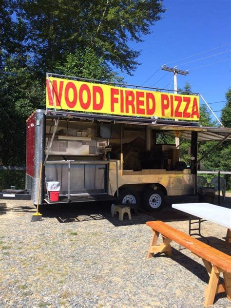 seattle food truck mobile food locator and street food a fire inside wood fired pizza seattle food trucks