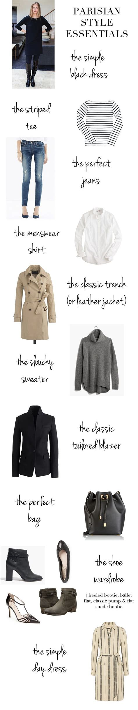 Parisian Chic Capsule Wardrobe by 25 Best Ideas About Capsule Wardrobe On
