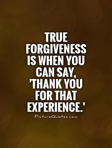 i can say and thank you books true forgiveness is when you can say thank you for that
