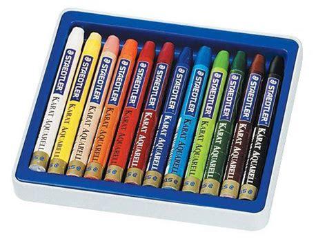 Set Of 12 Crayons staedtler watercolour crayons 12 pack bijan s studio