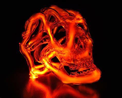 Neon Skull Lights The Awesomer Skull Lights