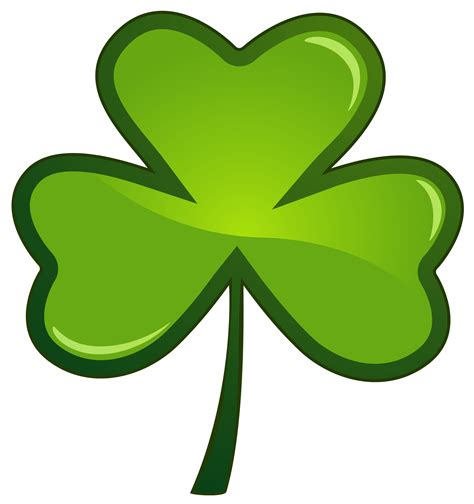 s day clip shamrock cliparts