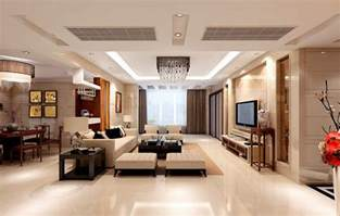 ceiling partition for living room and dining room