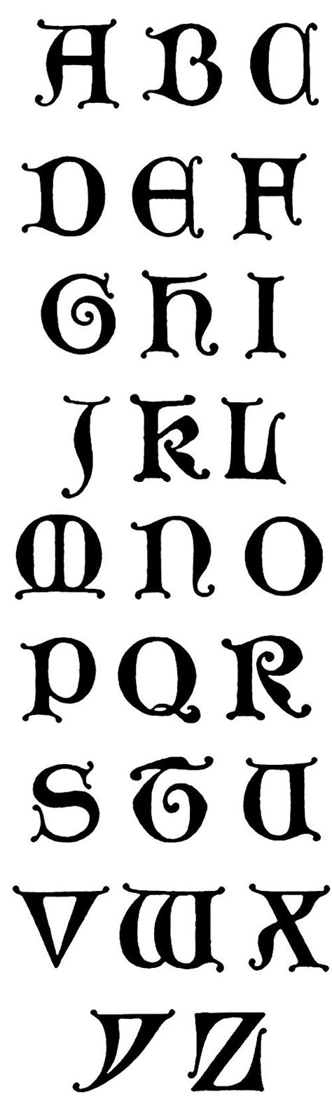 unical lettere lettering unical initials lettering