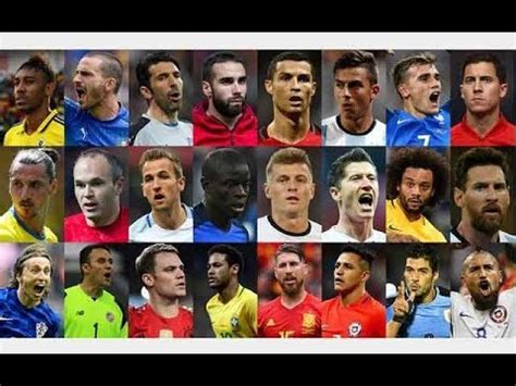 Fifa World Player Of The Year Also Search For A List Of Fifa World Player Of The Year 2017