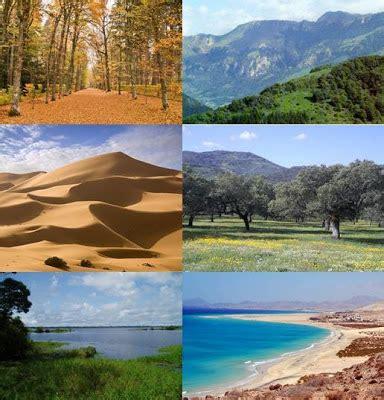 imagenes de hábitats naturales el secreto de los paisajes el clima