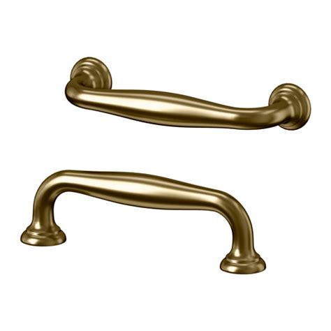 ikea handles f 197 glavik handle brass color ikea