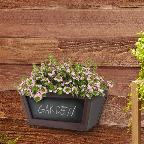 Provence Planters by Provence Chalkboard Wood Wall Planter Pride Garden Products