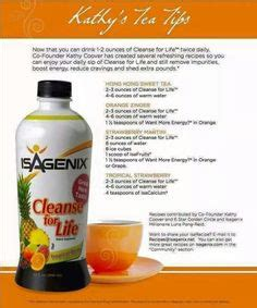 Bay Tea Detox by 1000 Images About Isagenix On Shake 30 Day