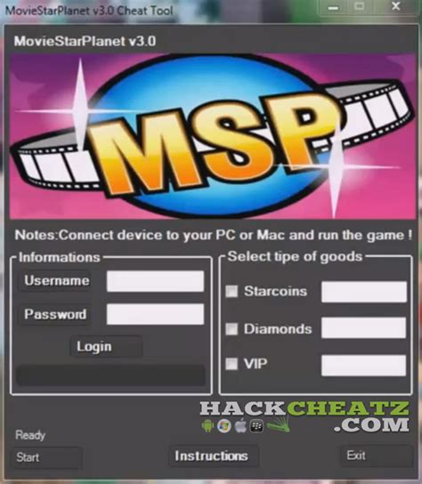 hack movie star planet accounts vip msp free vip no download or survey