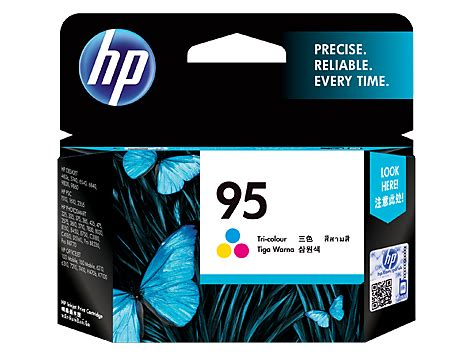 Hp 95 Color Cartridge hp 95 tri color original ink cartridge c8766wa hp