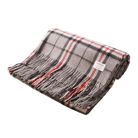 Scottish Cushions Throws And Rugs by Edinburgh 100 Scottish Tartan Rug Blanket Ebay