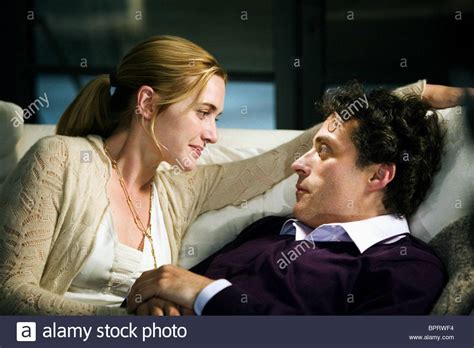 rufus sewell holiday kate winslet rufus sewell the holiday 2006 stock photo