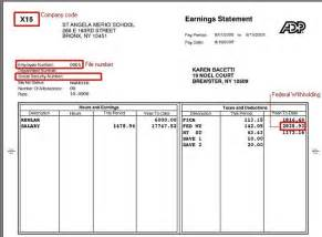 free blank pay stub template free fillable blank pay stubs exle of adp easypay pay
