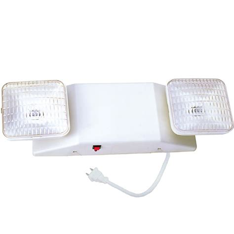 emergency exit lights with battery backup emergency light with cord battery backup