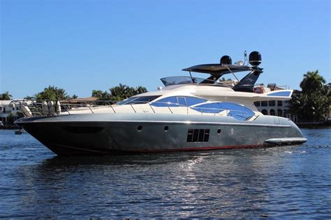 yacht for sale florida 70 azimut 2012 for sale in miami florida us denison