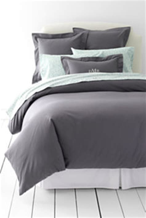 lands end bedding for the home gray bedding from lands end