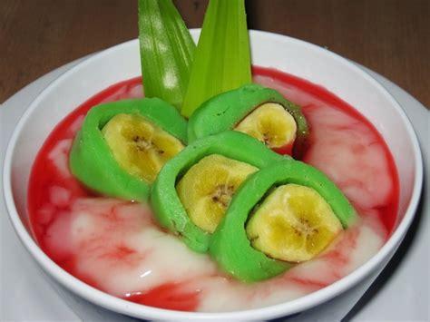 resep dan cara membuat es buah spesial dua variasi resep dan cara membuat es pisang ijo yang paling enak