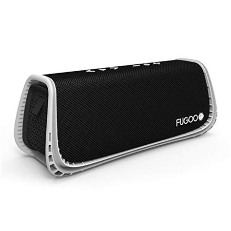 Wifi Portable Xl Fugoo Style Xl Portable Rugged Waterproof Wireless Bluetooth Speaker 35 Hrs Battery With