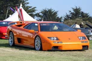 Lamborghini Vt Lamborghini Diablo Vt Motoburg
