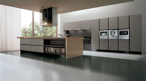 Glass Door Wall Cabinet Arrital Cucine Collection Modern Kitchen Other Metro